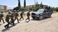 Suriye Ordusu, Haseke'nin güney giriş bölgesini tamamen kontrol altına aldı