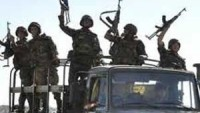 Suriye'nin Cisreşşuğur bölgesi teröristlerden kurtarıldı