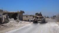 Kahraman Suriye Ordusu, terör virüsünü vatan topraklarından temizliyor