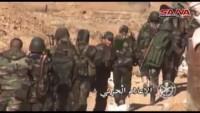 Video: Kalemun'da IŞİD mevkileri imha edildi