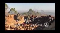 Video: Suriye Ordusunun Lazkiye Kırsalındaki Operasyonlarından Kareler