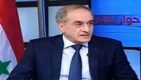 Suriye Dışişleri Bakan Yardımcısı: Türkiye'den Kimyasal Madde Yüklü 3 Kamyonun Girdiği Tespit Edildi