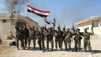 Suriye birlikleri Tenf bölgesine doğru ilerliyor