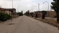 Kadem, Assali, Maziniye Ve Cura Beldeleri Suriye Ordusunca Kurtarıldı
