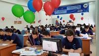 Suriye'nin Lazkiye ilinde, bilgisayar yazılımı yarışması düzenlendi