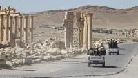 Palmira'da IŞİD Teröristlerine Ağır Darbe