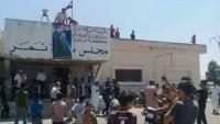 Suriye Ordusu Nimr Beldesini İşgalden Kurtardı