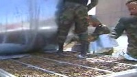 Suriye sınır güçleri, Suriye'ye geçirilmeye çalışan gelişmiş füzeler ele geçirdi