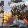 Humus'ta teröristlere ait karargahın bombalanması sonucu yaklaşık 24 terörist öldürüldü