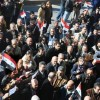 Şam'da Fua ve Keferya halkına destek gösterisi düzenlendi