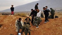 Rakka'da Terörden Kaçan Sivillere İnsani Geçitler Açıldı