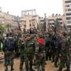 Suriye ordusu Halep kentine girmek isteyen teröristlere ağır darbe vurdu