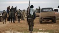 Suriyeli Silahlı Gruplar Ankara'da Buluştu