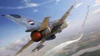 Video: Suriye savaş uçaklarının Haleb kuzey kırsalında terörist mevzileri vurması