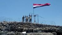 Suriye ordusu, IŞİD'in ülkenin güneyindeki son kalesini aldı