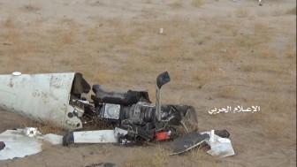 Yemen Hizbullahı Suud Koalisyonuna Ait Son Model İHA Aracını Düşürdü