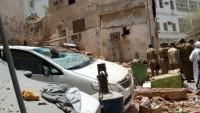 Suudi Arabistan'da polise roketli saldırı iddiası