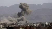 Katil Suud'un Yemen'e saldırıları sürüyor