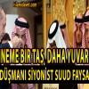 Ramazan Ayı Bereketli Geçiyor: Suud Eski Dışişleri Bakanı Suud Faysal, Öldü