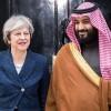 """Guardian, Suudi yöneticiler ile İngiliz yetkileri arasında 100 milyon paundluk yardım anlaşmasını, """"ulusal utanç kaynağı"""" olarak niteledi."""