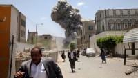 Siyonist Suudi Uçakları Yemen Halkına Fosfor Bombasıyla Saldırdı: 7 Şehid