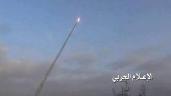 Yemen Hizbullahı Suud Güçlerini Zilzal Füzeleriyle Vurdu