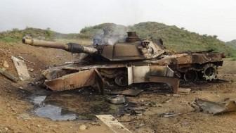 Cizan'da 2 Suud Tankı İçindekilerle Birlikte İmha Edildi