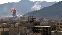 Suudi savaş uçakları, 24 Saatte Yemen'i 50 kez bomaladı