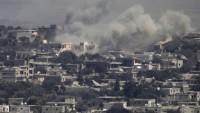 Koalisyon Güçleri El Dureyhimi Hastanesini Bombaladı