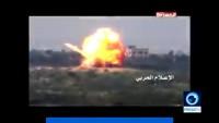 Video: Suud Teröristlerinin Tankı, Yemen Hizbullah'ının Füzesiyle Paramparça Oluyor