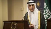 Suudi Arabistan Dışişleri Bakanından Trump'a Övgüler