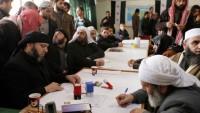 İdlib'deki 'şeriat mahkemesi yargıçları' Urfa'da eğitiliyor; mahkeme Nusra'nın kontrolünde