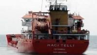 Türk bayraklı petrol tankeri Libya'da alıkonuldu