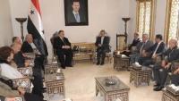 İran'ın Suriye büyükelçisi: Suriye'nin terörizmle savaştaki zaferi İran'ın zaferi gibidir