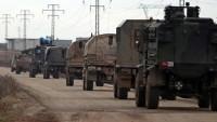 Türkiye Halep'in kuzeyinde teröristlere silah gönderdi
