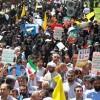 Tahran halkı: Kudüs'ün kurtuluşu yakındır