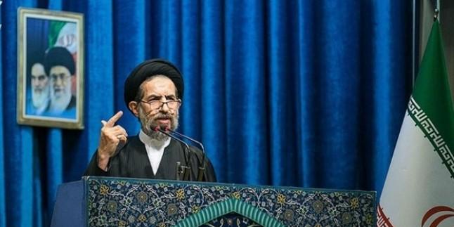 Tahran cuma hatibi: Aşura hadisesi, yaşamın mantığıdır