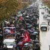 Tahran halkı Erbain yürüyüşünde: Lebbeyk Ya Hüseyin!