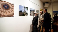 Tahran'da; Mimar Sinan Sergisi ve Konferansı düzenlendi