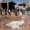 Siyonist Suudi Koalisyonu Taiz'e saldırdı: 11'i kadın, 70 sivil şehid oldu