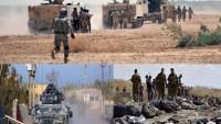 Irak'ta teröristler ağır kayıplar veriyor