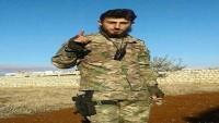 Nureddin Zengi Teröristlerinin Önemli Saha Komutanlarından Abdulfettah Al Mansur Öldürüldü