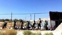 Suriye'nin Handarat Bölgesinde Türk Ve Batı Subayları Cirit Atıyor