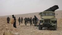 Suriye Ordusunun Homs Kırsalındaki Operasyonları Sürüyor