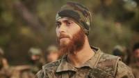 Foto: Suriye Ordusunun Halep kırsalının güneyinde öldürdüğü ve Ahrar el Şam İslami Hareketinin azılı komutanlarından biri sayılan Eşref Cuma el Mahyyir…