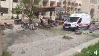 Teröristler'in İşgalindeki İdlib'te Bombalı Araç Patlatıldı: 15 Ölü