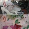 Tekfirci Teröristler Halep Kırsalını Füzelerle Vurdu. 6 Şehid, 35 Yaralı