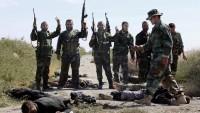 Homs Kırsalında 30 Terörist Ölü Ve Yaralı Düştü