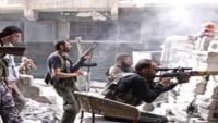Suriye'de Liva-i Aksa Teröristleri, Ceyşun Nasr Teröristlerine Üye 56 Teröristi İdam Etti