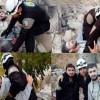 Teröristler Suriye Ordusuna İftira Atmak İçin Doğu Guta Halkına Kimyasal Silah Kullanacak